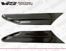 VIS Racing 2014 - 2014 Scion FR-S Subaru BRZ BZ Style Carbon Fiber Fender Vents